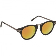 Arzonai Bowen MA-031-S3 Unisex Round Sunglasses