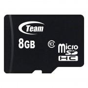 Card TeamGroup microSDHC 8GB Clasa 10 20Mbs