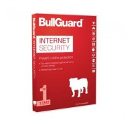BullGuard Internet Security - 1 Year/1 PC WIN only - Attach Soft Box