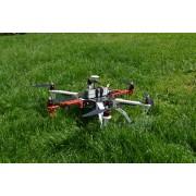 Sistem Hexacopter F550+H3-2D+NAZA-M V2 +FPV