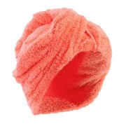 Turbante Toalla - Rojo