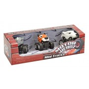 Wild Republic Mini Motor Heads Zoo Vehicle (3 Pack)