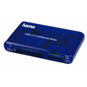 Hama Card Reader Writer 35 in 1 USB 2.0