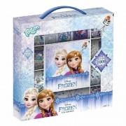 Disney Frozen Anna en Elsa stickervellen