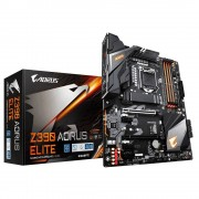 Gigabyte Placa Base Aorus ATX Z390 Elite, S-1151, Intel Z390, HDMI, 64GB DDR4 para Intel