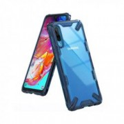 Carcasa Ringke Fusion X Samsung Galaxy A70 2019 Space Blue