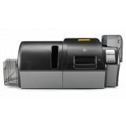 Imprimanta de carduri Zebra ZXP9, dual side, laminare dual side, MSR, RFID, LCD, LAN