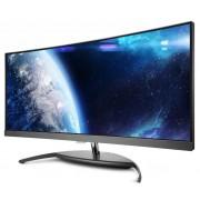 "Monitor Philips LED Curbat BDM3490UC 34"", 3440 x 1440, 5ms GTG"