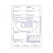 CMR International A4, 4 Ex, 50 Seturi/Carnet - Scrisoare de Transport sau Formular Marfa