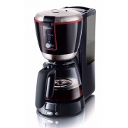 Cafetiera Philips Pure Essentials HD7690/90, 1400 W, Vas termorezistent 1 l, Negru