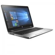 """HP ProBook 650 G3 /15.6""""/ Intel i7-7820HQ (3.9G)/ 8GB RAM/ 256GB SSD/ int. VC/ Win10 Pro (Z2W58EA)"""