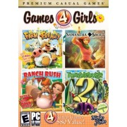 Mumbo Jumbo Games 4 Girls Volume 2 PC