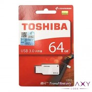 USB Flash memorija Toshiba 64GB 3.0 bela