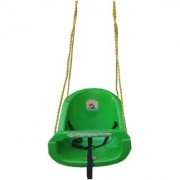 suraj baby green color full size plastic swing(jhula) for your kids se-sj-16