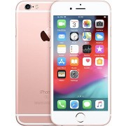 Felújított iPhone 6s 16 GB rozéarany