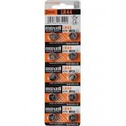 Maxell Batterier: Knappcell, LR44, 1,5V, Alkaline, 10-pack