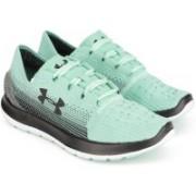 Under Armour UA W SPEEDFORM SLINGRIDE FADE Running Shoes For Women(Green)
