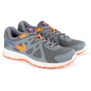 Nike NIKE REVOLUTION 2 MSL Running Shoes For Men(Grey)