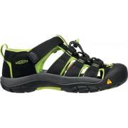 Keen Newport H2 - Sandali trekking - bambini - Black/Green