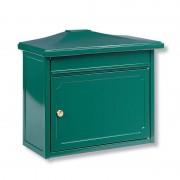 Copenhagen letter box in green