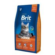 Hrana uscata pentru pisici Brit Premium Cat Indoor, 8 Kg