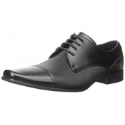 Calvin Klein Men's Bram Diamond Oxford, Black, 11 W US
