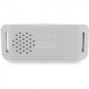 Sketchfab Y3 Portable Bluetooth Wireless Spearker Super Bass Sound Effect Multi Function Speaker - White