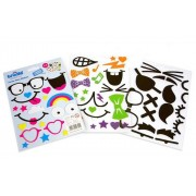 Trunki Stickers faces Trunki 0m+