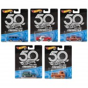 HW 50TH ANNIVERSARY FAVORITES EST 1968 MATTEL FLF35