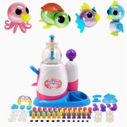 EAKI Magical Magic Waves Sticky Mega Starter Pack Inflator Balls Fun Inflatable Toys Kids Gift