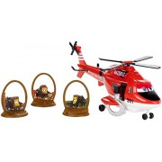 Mattel Disney Planes Fire and Rescue Blade Vehicle, Multi Color