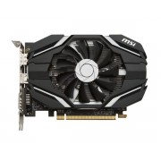 Carte graphique MSI RADEON RX 460 2G OC 4 Go DVI/HDMI/DisplayPort - PCI Express (AMD)