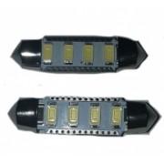 Set led sofit 39mm 4 smd 5630