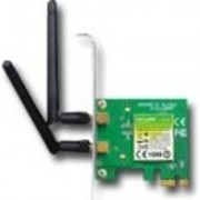NIC TP-Link TL-WN881ND, PCI Express (x1) Adapter, 2,4GHz Wireless N 300Mbps, Detachable Omni Directional Antenna 2 x 2dBi (RP-SM