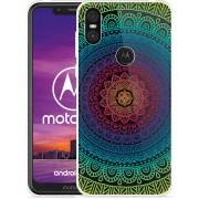 Motorola One Hoesje Hippie Dream