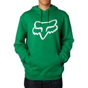 Fox Legacy head Jersey con capucha Verde XL