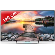TELEVIZOR SONY BRAVIA KDL-75W855CBAEP, LED, FULL HD, 3D, 190 CM