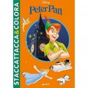 Disney album da colorare peter pan staccattacca&colora w03096