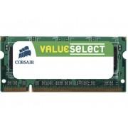 Corsair VS2GSDS800D2 Laptop-werkgeheugen module ValueSelect 2 GB 1 x 2 GB DDR2-RAM 800 MHz CL5 5-5-18