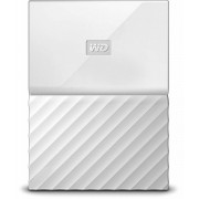 "Eksterni hard disk HDD External 2.5"" 2TB WD White WDBS4B0020BWT-WESN, 8MB USB3.0 My Passport"