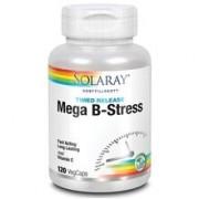 Solaray Mega-B stress 120 kapslar