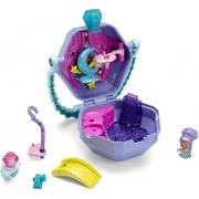 Fisher-Price Nickelodeon Shimmer & Shine, Teenie Genies, Dream Genie's Palace On-the-Go Playset
