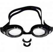 Очила за плуване с Диоптри с UV защита CONQUEST