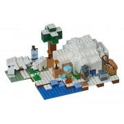 LEGO Minecraft, Iglu polar 21142