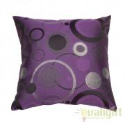 Perna decorativa Cavalos 60x60cm violet 43209 SAP