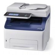 Xerox WorkCentre 6027nw, цветен принтер/скенер/копир/факс, 1200 x 2400 dpi, 18/18 стр/мин, ADF, LAN & WiFi 802.11/n, USB