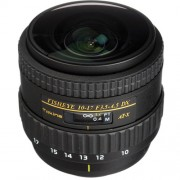 Tokina AT-X 107 AF DX Fisheye AF 10-17mm f/3.5-4.5 Lens For Nikon Mount - No Hood Edition