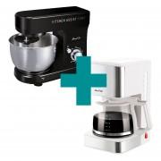 Batidora Planetaria Smart-Tek Kitchen Assist Powy + Cafetera CM850