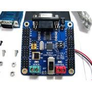 TOLAKO Tolako 32 Channel Servo Motor Controller Kit Starter Kit for Robotic Arm Biped Robot Kit