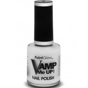 Vamp Me Up Nail Polish/Nagellack 10 ml - Vitt